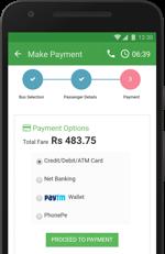 Mumbai to pune bus online booking